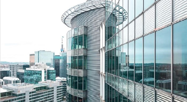 Offices for rent in Botanique Tower